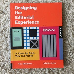 Designing the Editorial Experience Design Textbook